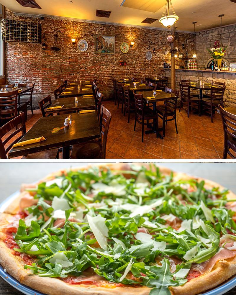 Il Brigante Restaurant,Italian Restaurants South Street Seaport ...